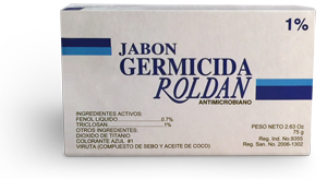 Jabón Germicida Roldan 1%