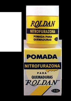 Pomada Nitrofurazona