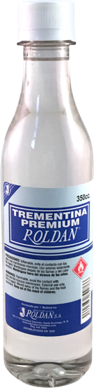Trementina Roldan 350cc